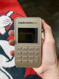 Maquininha de Cartão PagSeguro Moderninha Plus