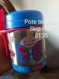Pote térmico Skip Hop borboleta