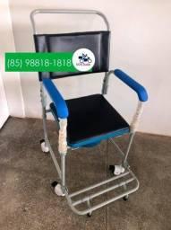 Título do anúncio: cadeira de banho e higienização d50  *