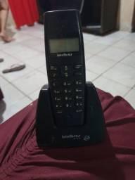 Telefone sem fio Intelbras FUNCIONANDO sem problemas