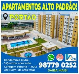 LJ@ Apartamentos 3 quartos com suíte no Portão