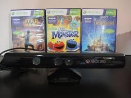 Jogos Originais + Knect Pra XBOX 360, Otima oportunidade