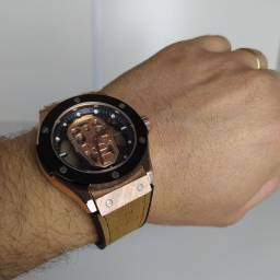 Título do anúncio: Relógio Hublot - R$ 145 - ENTREGA GRÁTIS