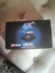 Tv box - 100% - 4K