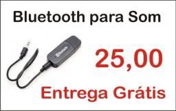 Bluetooth Som 25,00 Entrega Grátis