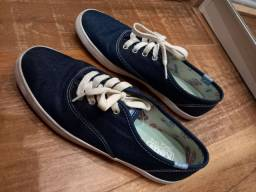 Tenis Jeans da marca Keds - tamanho 35