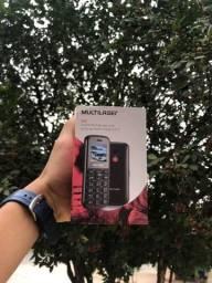 Vende-se telefone simples Multilaser
