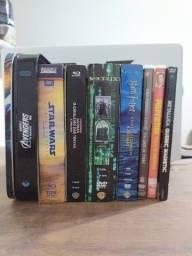 Título do anúncio: Dvd's e Blu-rays (Ver preços individuais na descrição do anúncio)