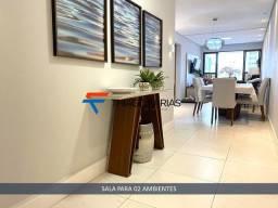 Título do anúncio: Apartamento no Jardim Oceania com 03 quartos sendo 02 suítes, 113m² em João Pessoa PB