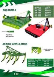 IFS Agrícola - Linha de implementos Novos