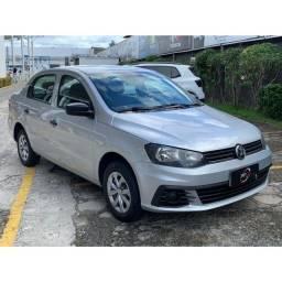 Volkswagen Voyage 1.6 Trendline 2018 Revisado / Garantia / Aceito Trocas!