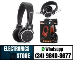 Fone Ouvido Sem Fio Bluetooth 4.1 Celular Micro Sd P2 Fm B05 (Fazemos Entregas)