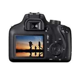 Câmera EOS Rebel T100 com Lente EF-S 18-55mm f