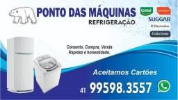 REFRIGERAÇÃO PONTO DAS MAQUINAS
