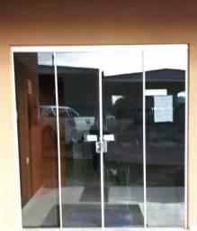 Promoção por tempo limitado, janelas Blindex