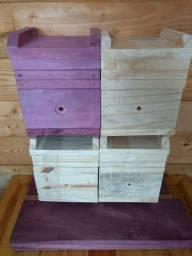 Caixa para abelhas sem ferrão