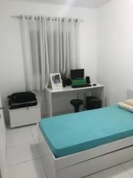 Apartamento térreo mobiliado condomínio piscina Alagoinhas