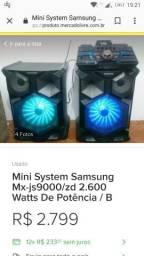 Vendo/troco som Samsung