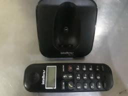Telefone s/ fio Intelbras
