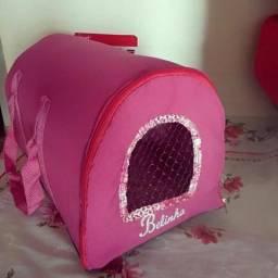 Caixa de transporte de pets ou gato