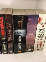 Livros: Stephen King - IT A Coisa, Sob a Redoma etc