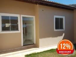 Casa nova com R$ 15.000 de desconto
