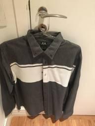 Camisa Social Oakley
