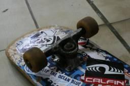Skate completo - Mercado das Pulgas