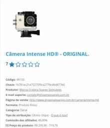 Câmera intense HD@_Original