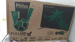 Smart TV Philco LED 48' PTV48A12DSGWA, Full HD, 3 HDMI, USB
