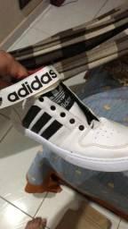 Sapato adidas e ferracini