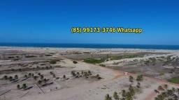 Lotes Praia do Guajiru Trairi-Ce condominio frente dunas e mar, litoral oeste do Ceará(It)