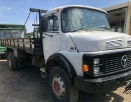 Vendese caminhão urgência conservado - 1986