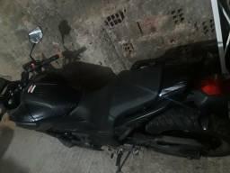 Moto Honda nc 750 - 2015