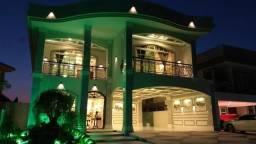 Casa - Bosque das Palmeiras - 648m² - 4 suítes sendo duas master - Mobiliada