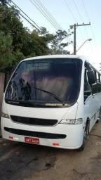 Micro ônibus 32 lugares, Agrale Marcopolo - 2001