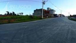 Abelardo imóveis - localizado em loteamento novo de excelente padrão, ruas asfaltadas e co