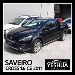 Saveiro Cross 2011 Único Dono APENAS 30 MIL KM - 2011
