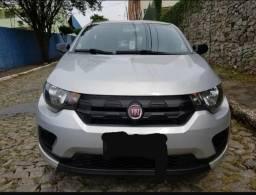 Fiat Mobi 1.0 2018/ Parcelo via contrato - 2017