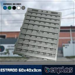 Estrado Plástico - 60x40x3cm