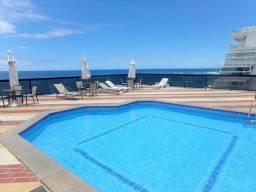 Oportunidade! Apartamento 1 Quarto com Garagem Frente ao Mar à Venda na Pituba ( 668851 )