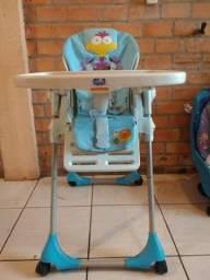 """Cadeira de alimentação Chicco """" Barbada"""""""