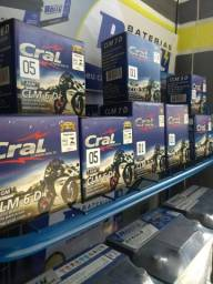 Baterias para Moto a partir $110,00