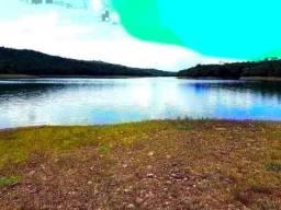 Lan?amento em Corumb? IV com vista do lago