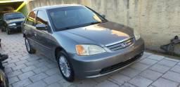 Honda Civic Lx 2002 mecânico sucata para venda de peças