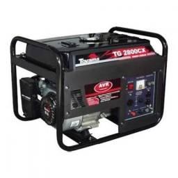 SID Prestação de serviço - Gerador De Energia á Gasolina Com Partida Elétrica