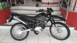 Yamaha Xtz 125 E 2011/2011 preta em ótimo estado - 2011
