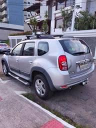 Renault Duster 2.0 flex 2014/14 prata - 2014