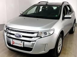 Ford EDGE SEL 3.5 V6  24V FWD Aut. - Prata - 2013 - 2013