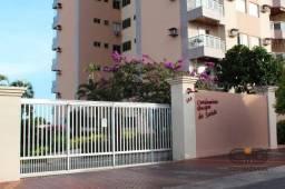 Apartamento com 3 dormitórios à venda, 120 m² por r$ 395.000,00 - bosque da saúde - cuiabá